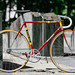 Beautiful Bicycle: Team Raleigh Track by John Prolly