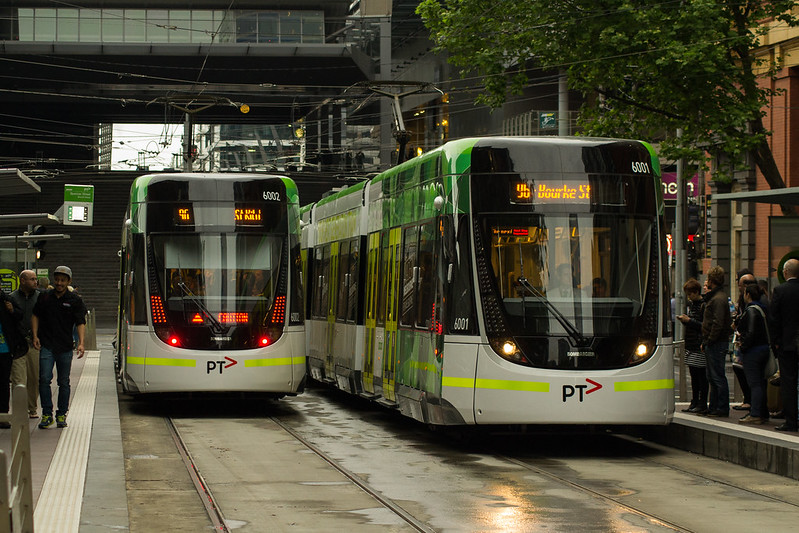 E series trams