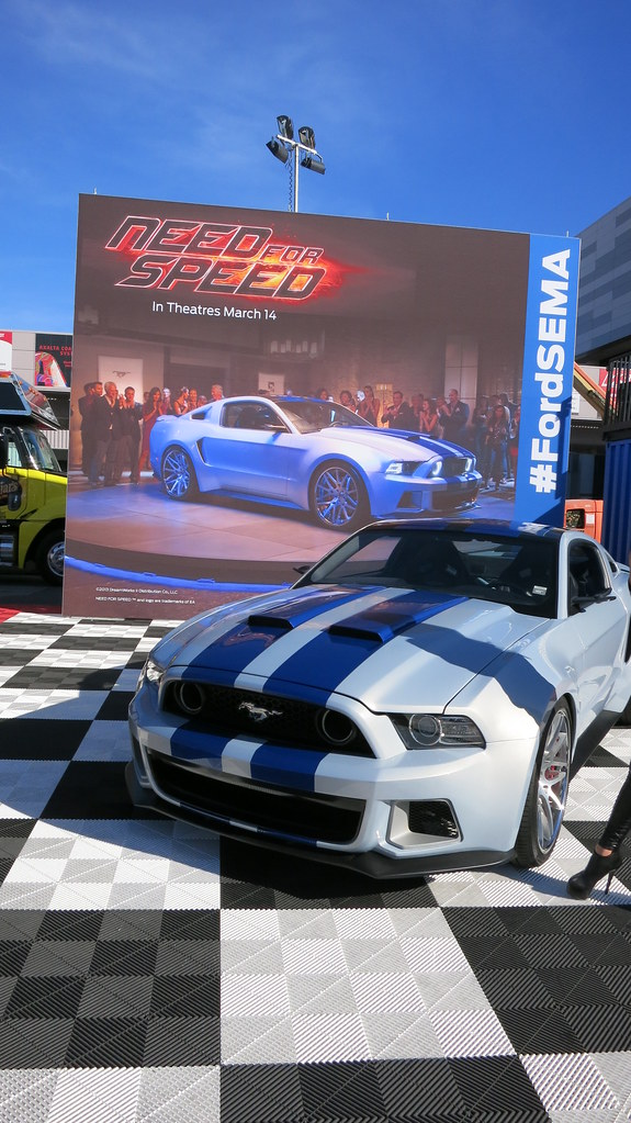 SEMA Show 2013 Day 4 - Need for Speed