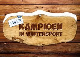 vrijuit wintersport