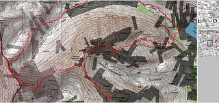 DeCaLiBron Loop TOPO Map
