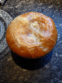 10906444545 05c29f237a n Steak and kidney pudding