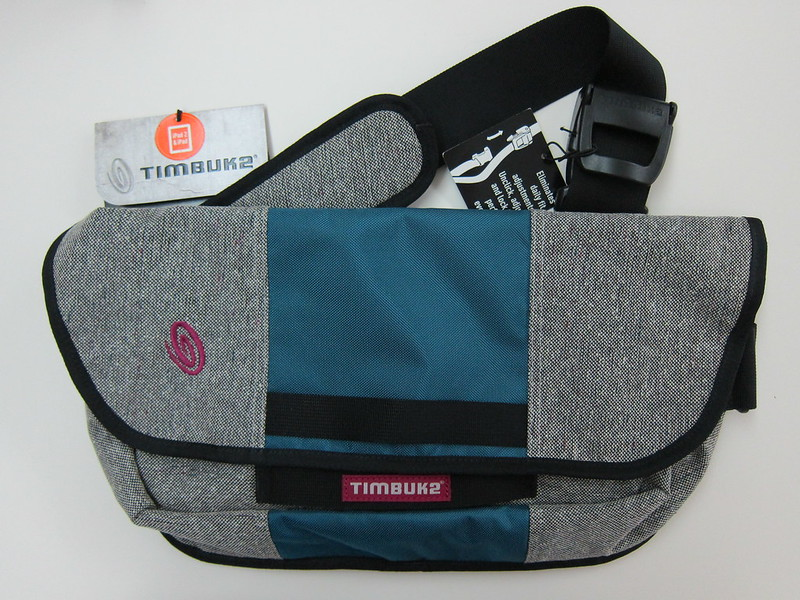 Timbuk2 Catapult Cycling Messenger Bag - Bag Front