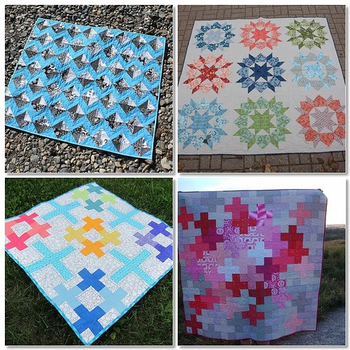 Mosaic of Quilts