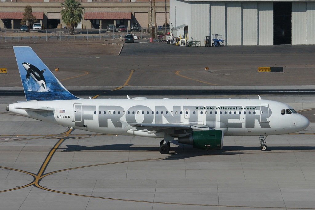 N903FR, Phoenix, October 31st 2004