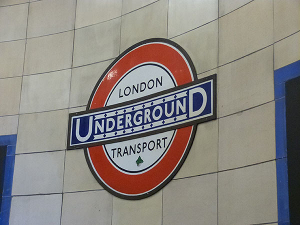 london underground transport