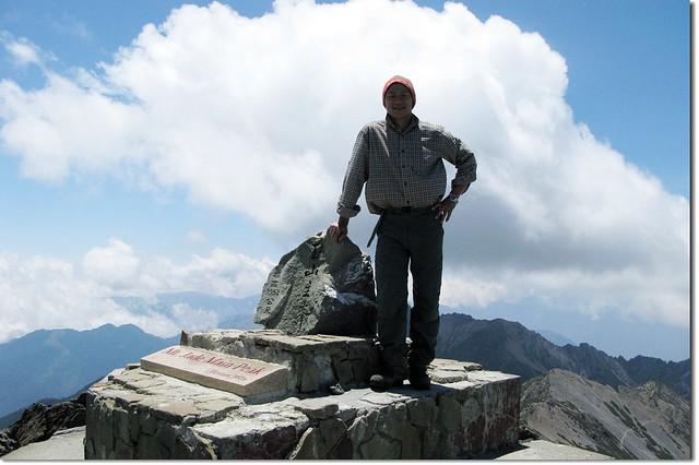 玉山主峰頂 1
