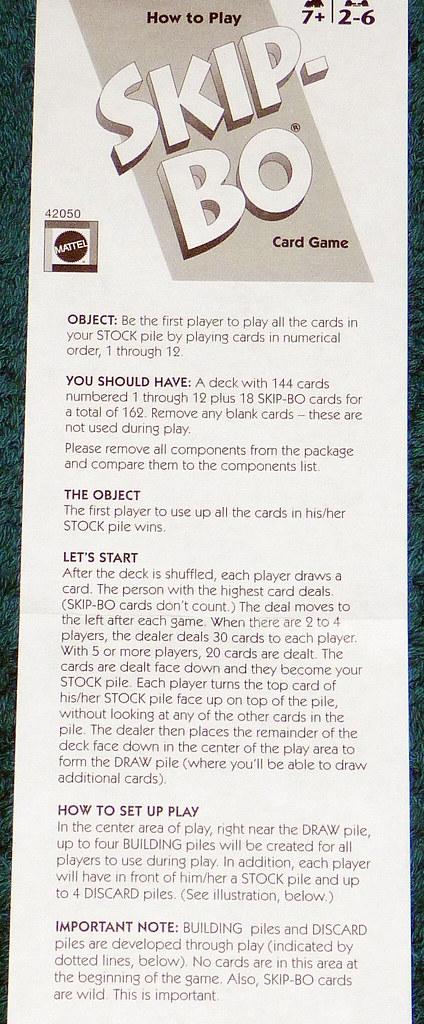 Amazon. Com: skip-bo dice game: toys & games.