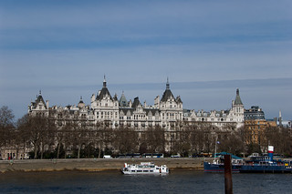 Vue sur le Royal Horseguards Hotel