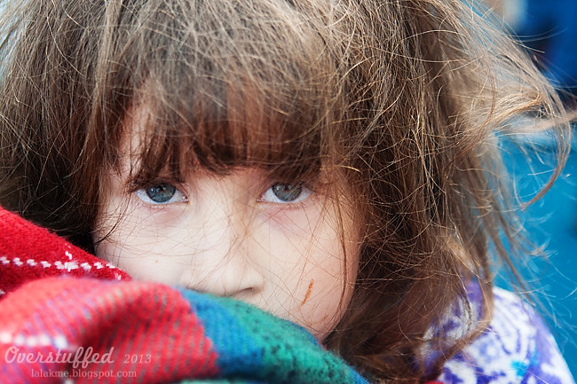 Sophia's eyes
