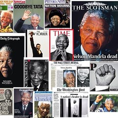Nelson Mandela press roundup on www.storify.com/mik1977