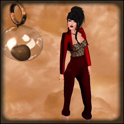 AvaGirl - 12. GroupGift December 2013 by Orelana resident