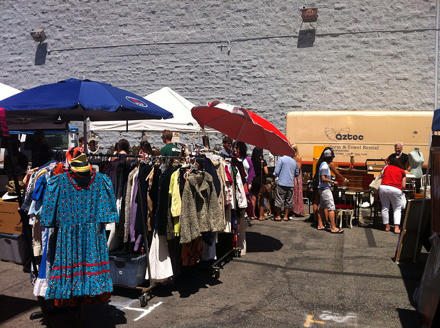 LA Flea Markets