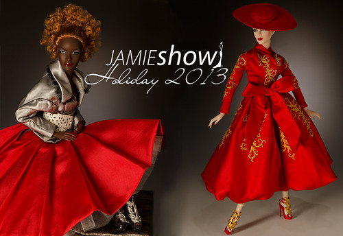 JAMIEshow Holiday Collection 2013