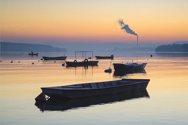 Danube boats..