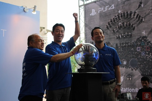PlayStation 4 Malaysian Launch 15