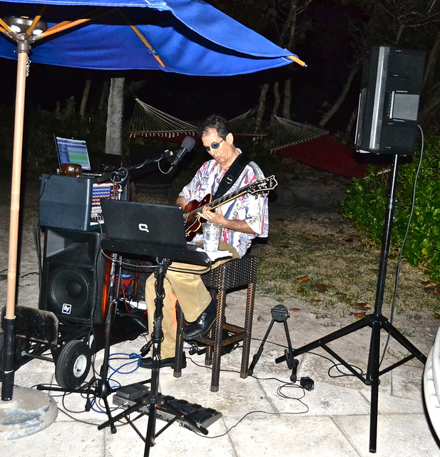 Jupiter Beach Resort, Sinclairs Restaurant - Florida - live music