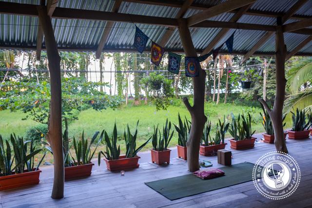 Om Yoga Studio Puerto Viejo Costa Rica