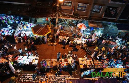 4 Dalat Night Market