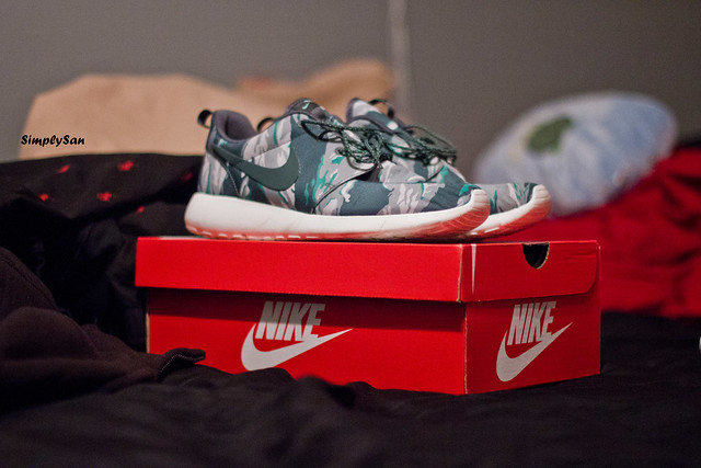 All Nike Roshe Run Shoes