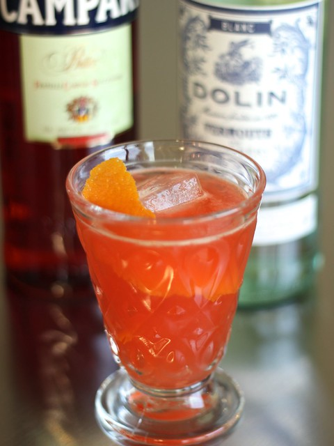 The Orange Cocktail