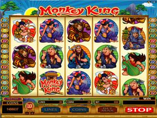 Monkey King Slot Machine