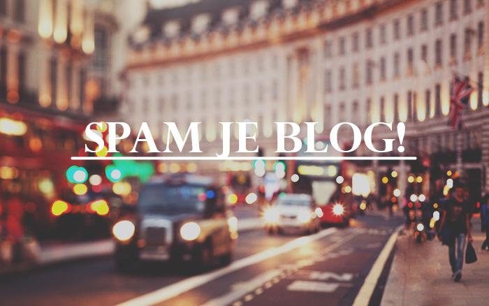 Spam je blog, foreverpetite.net