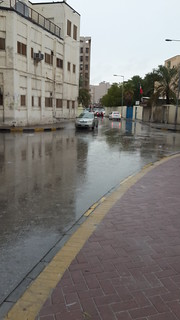 006 Rain in Bahrain