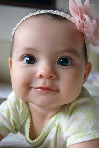 Rachel @ 7 months old