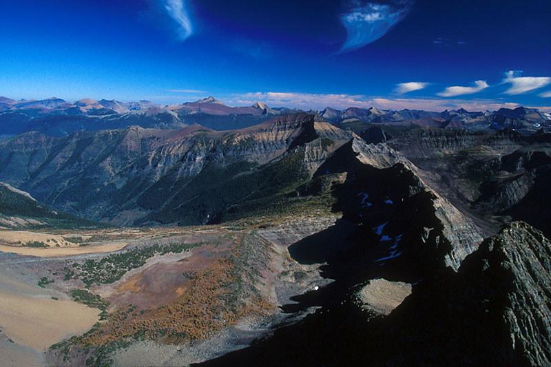 Akamina-Kishinena Provincial Park, Canadian Rockies, Southeast British Columbia