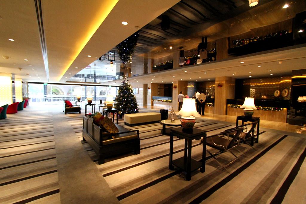 Village Hotel Katong: Lobby