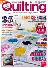 Love Patchwork & Quilting Issue 1