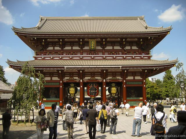 Puerta de Kaminarimon