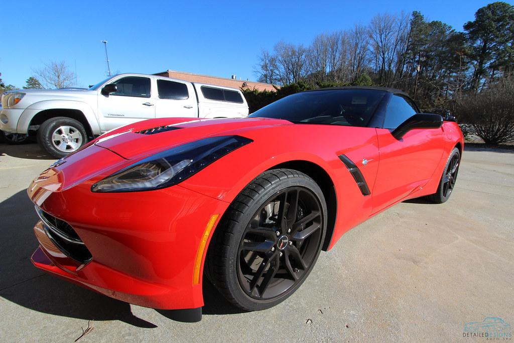 2014 Stingray Before Detail Detailed Designs Auto Spa Atlanta
