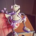 Robot Cupid Lavender Les by HerArtSheLoves