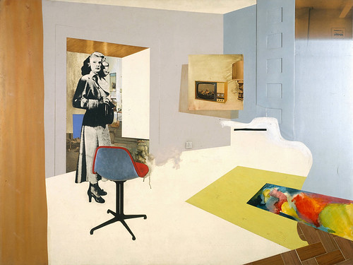 Richard Hamilton, Interior II 1964