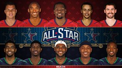 2014 All-Star Game Players