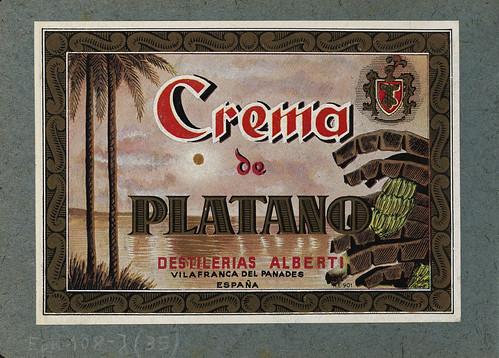 017-Colección de etiquetas de bebidas Álbum de etiquetas de las Destilerías Alberti -1890-1930- Biblioteca Digital Hispánica