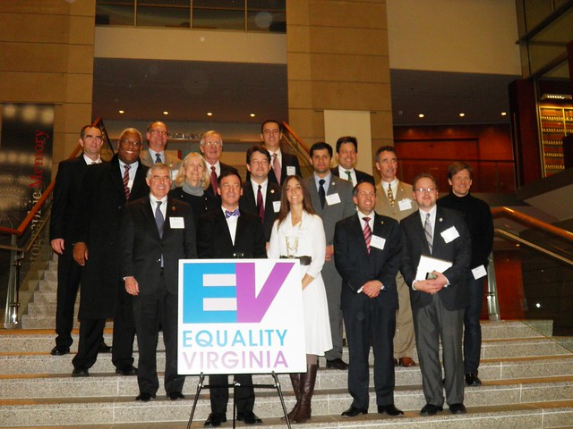 Equality Virginia Legislative Reception