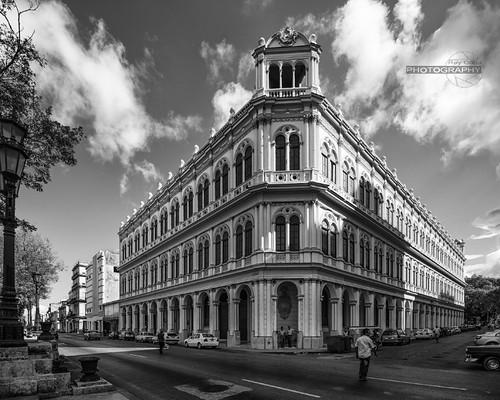 Prado y Trocadero by Rey Cuba