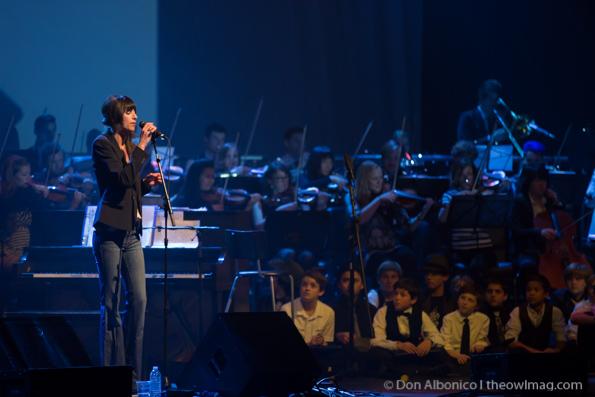 Nicki Bluhm & the Gramblers with Magik*Magik Orchestra @ Fox Theater, Oakland 1/31/14