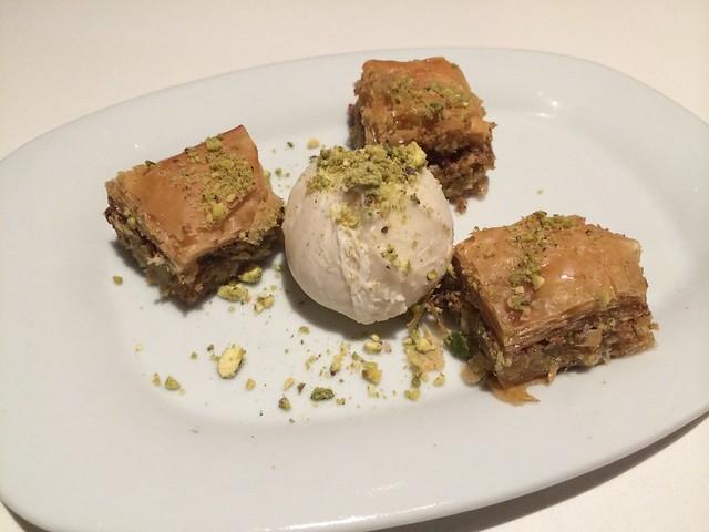 Baklava - Tarla Mediterranean Grill
