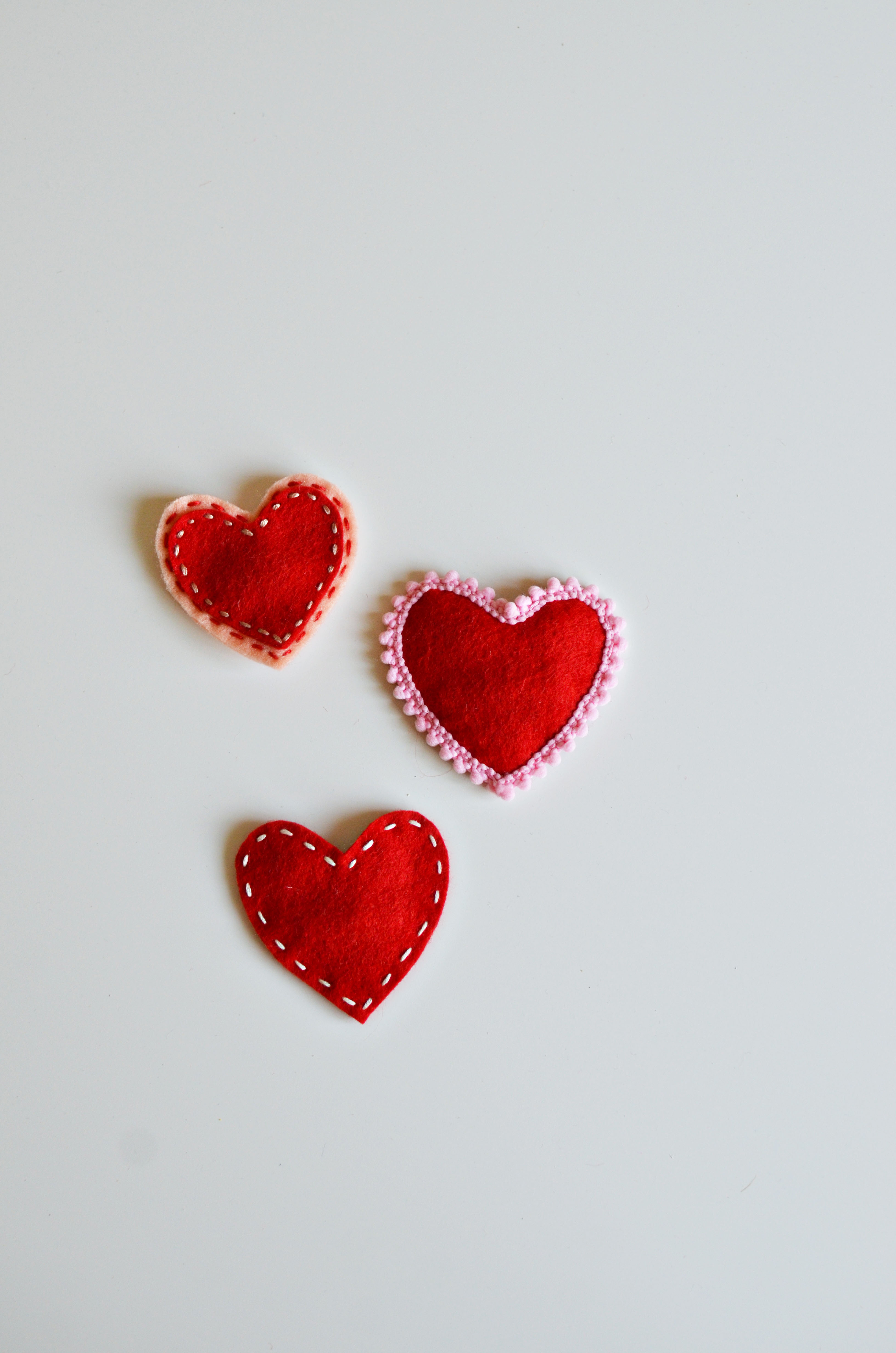 sweetheart hair clip