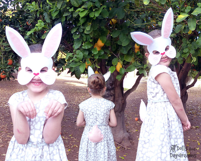 Bunny Costume Pattern