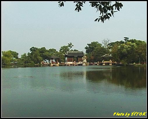 杭州 西湖 (其他景點) - 434 (西湖小瀛洲 上的亭台樓閣)