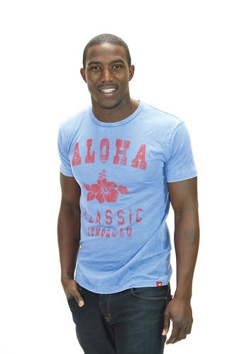 Mens Vintage Aloha T Shirt