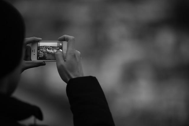 Taking a Picture in Zurich from Flickr via Wylio