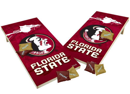 Florida State Seminoles Custom Cornhole Boards XL