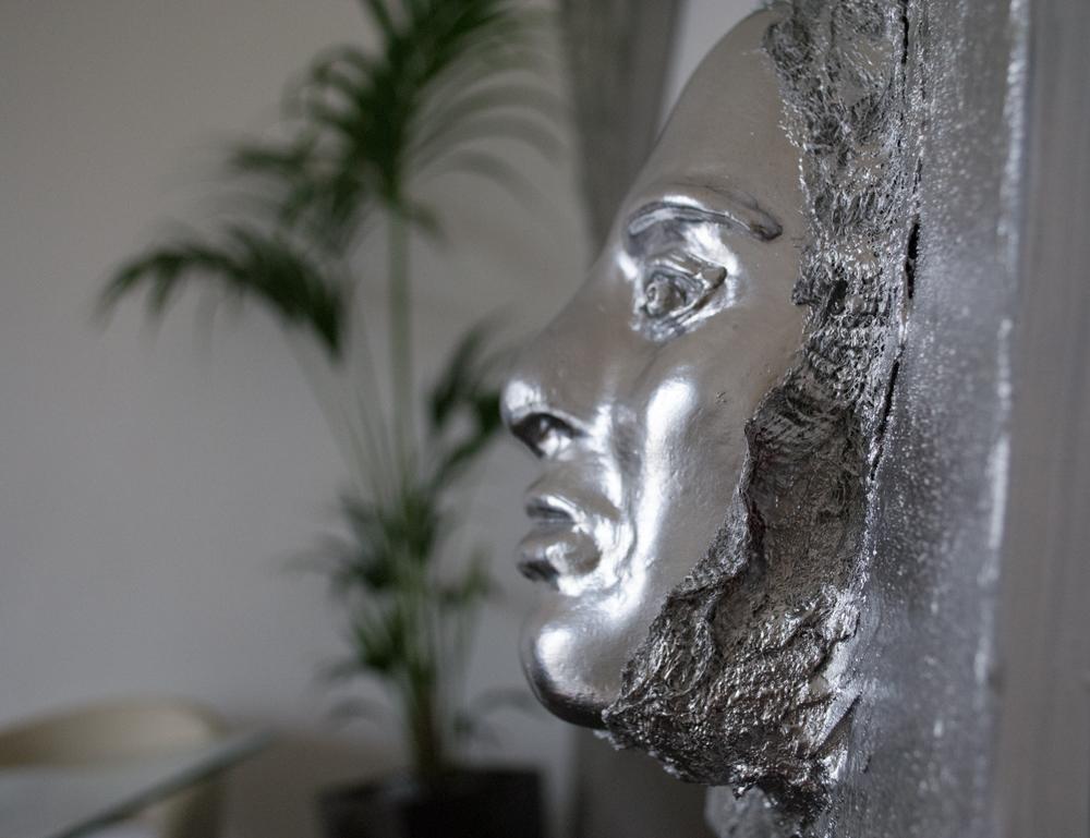 Wandbilder Skulptur Slavova Art