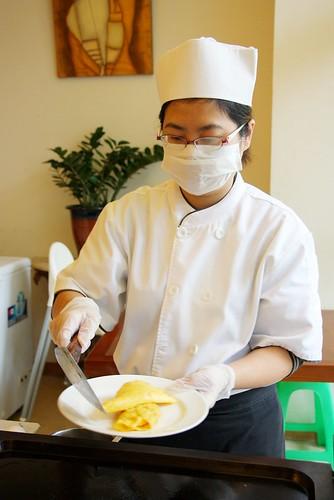 台南商務會館悠閒度假-早餐自助吧6